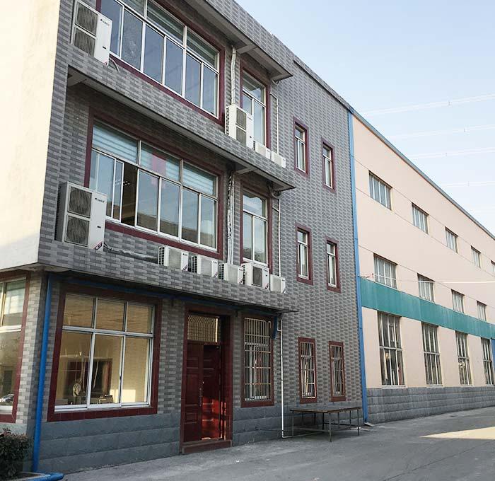 Trioflor Здание Лаборатории